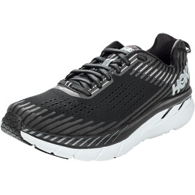 Hoka One One Clifton 5 Chaussures de trail Homme, black/white